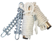 Guy Rope w/- Runner & Spring (Pk 2)