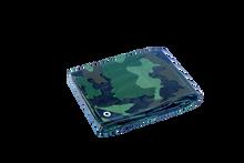 Camouflage tarps 2.4 x 3.0m (8 x 10ft)