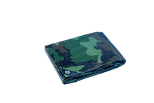 Camouflage Tarps 3.0 x 3.6m (10 x 12ft)