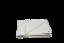 White Entertainer Tarps 3.6 x 5.5m (12x18ft)