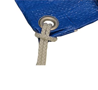 Blue Tarp 1.2mx1.8m (4'x6')
