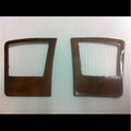 Jaguar A/C Side Vent Wood Trim XJ6 90-94