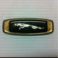 Jaguar Fender Plastic Emblem (LH)