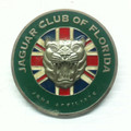 Jaguar Club Of Florida Emblem