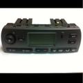 Jaguar A/C Control Panel