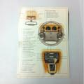 Jaguar Quick Guide Xj6, Vdp, Xjr, Xj12 95-97 JJM182012/60