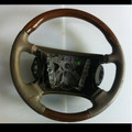 Wood Steering Wheel HJA 9181JB AGE