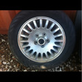 Jaguar Rim (20 Spoke) Vdp 95-97 MNA6113FB