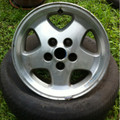 Jaguar Rims 5-spoke Xjs 92-96. CCC4943