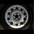 Jaguar Rims/Wheel Set MNC6114BA, MNC6113BC