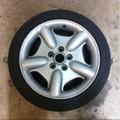 Jaguar Rim W/ Tire Xk8 97-02