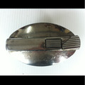 Jaguar Chrome Fuel Lid/Cap XJ6, XJ12, VDP 75-87. 7-35291-11