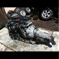 Jaguar Complete Engine 4.0 XJS 93-94, XJ6, VDP 90-94.