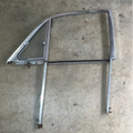 Jaguar Chrome Door Window Bracket 3.8S 1964