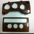Jaguar Dash Board 2 Pcs Wood Set (1) XK8, XKR 97-03