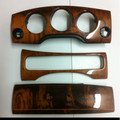 Jaguar Dash Board 3 Pcs Wood Set (3) VDP 98-03
