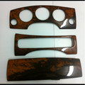 Jaguar Dash Board 3 Pcs Wood Set (6) Xj8, VDP 98-03.