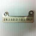 "Jaguar ""Unleaded Fuel Only"""