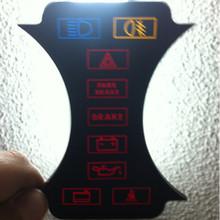 Jaguar Instrument Warning Light Panel Xj6 79-87