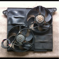 Jaguar Radiator Cooling Fan Assembly Vdp 95-03
