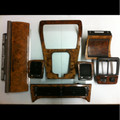 Jaguar Dashboard & Shifter 7 Pcs Wood Set (1) VDP, XJ6 95-97