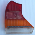 Jaguar Rear Brake Light Lens Xj6 S3 79-87
