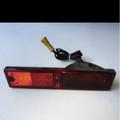 Jaguar Rear Bumper Reflector Light Xj6 88-94