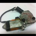 Jaguar Door Glass Motor (RH/F LH/R) XJ6, VDP 88-91  Brose Part # 680-167416-000 Bosch Part # FPE 12V 0 130 821 016