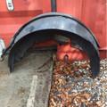 Jaguar Wheel Well (LH/R) Xj8, Vdp, Xjr 04-06