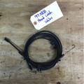 Jaguar Hood Latch Cable Xk8, Xkr 97-03