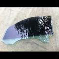 Jaguar Door Glass R/H Front XJ8 04-06