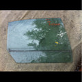 Jaguar Door Glass R/H Rear S-Type 00-04