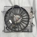 Jaguar Radiator Cooling Fan Xj8, Vdp, Xjr 04-07. 2W93-8C607-BH, 2W93-19E786-BG