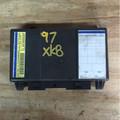 Jaguar Security Control Module ECU Xk8, Xkr 97-03. LJA2600AF
