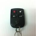 Jaguar Key Fob Xj8, Vdp, Xjr 98-03. LJE2610AC