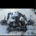 Jaguar 00 S-Type 3.0 Complete Engine & Transmission