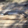 Jaguar Exhaust (RH) Xjr 98-03. NNC6784CE