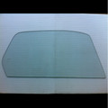 Jaguar Passenger Door Glass Xke (Convert) 71-75