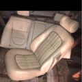 Jaguar Passenger Seat Xj6, Vdp, Xjr 95-97.