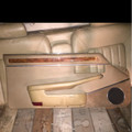 Jaguar Drivers Door Panel Xjs 92-96