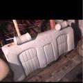 Jaguar Rear Backrest Xj8 98-03