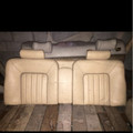 Jaguar Rear Backrest Seat. Vdp 88-94