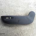 Jaguar Driver Seat Panel X-Type 02-08. 1X43-F621-2C-41011-AB-AJ-W