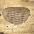 Jaguar Dashboard Speaker Cover (LH) Xk8, Xkr 97-03. GJA6609AC