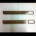 Jaguar Driver Door Wood Trim XJ6 88-93