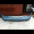 Jaguar Rear Bumper X-Type 02-08
