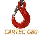 Cartec Grade 80 Sling Hook