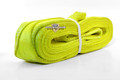 "Nylon Lifting Sling - Twisted Eye and Eye - 3"" x 12' - 2 Ply"