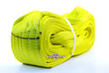 "Nylon Lifting Sling - Twisted Eye and Eye - 4"" x 16' - 2 Ply"