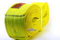 "Nylon Lifting Sling - Twisted Eye and Eye - 4"" x 20' - 2 Ply"